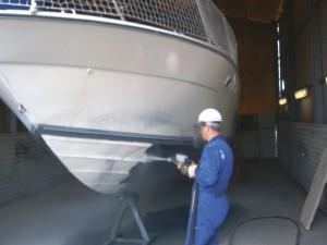 Kunststoffboot